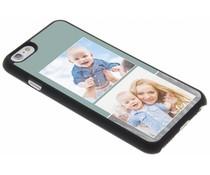 Ontwerp uw eigen iPhone 6 / 6s hardcase hoesje - Zwart