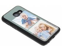 Ontwerp uw eigen Samsung Galaxy A3 (2017) hardcase - Zwart