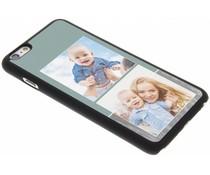 Ontwerp uw eigen iPhone 6(s) Plus hardcase - Zwart