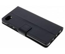 Zwart TPU Bookcase BlackBerry Motion