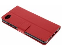 Rood TPU Bookcase BlackBerry Motion