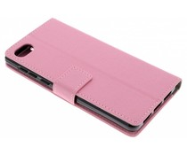 Roze TPU Bookcase BlackBerry Motion