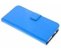 Selencia Blauw Luxe TPU Book Case Samsung Galaxy J3 (2017)