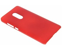 Effen hardcase hoesje Xiaomi Redmi Note 4