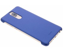 Huawei Blauw PU Case Huawei Mate 10 Lite