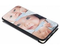 Huawei P8 gel booktype hoes ontwerpen (eenzijdig)