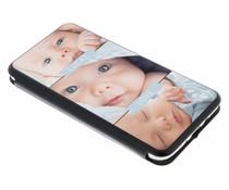 Samsung Galaxy J7 (2016) gel booktype ontwerpen (eenzijdig)