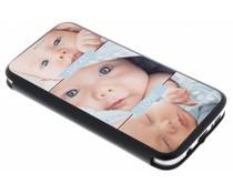 Samsung Galaxy S7 Edge gel booktype ontwerpen (eenzijdig)