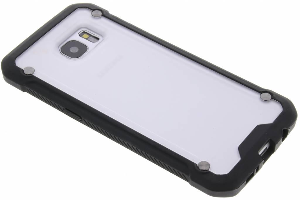 Transparante defender hardcase voor de Samsung Galaxy S7 Edge