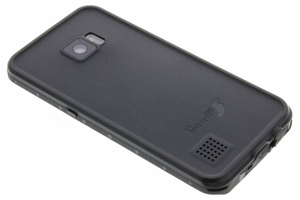 Redpepper Dot Waterproof Case voor de Samsung Galaxy S7 Edge - Zwart