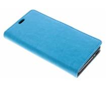 Blauw Zakelijke Booklet Wiko Tommy 2