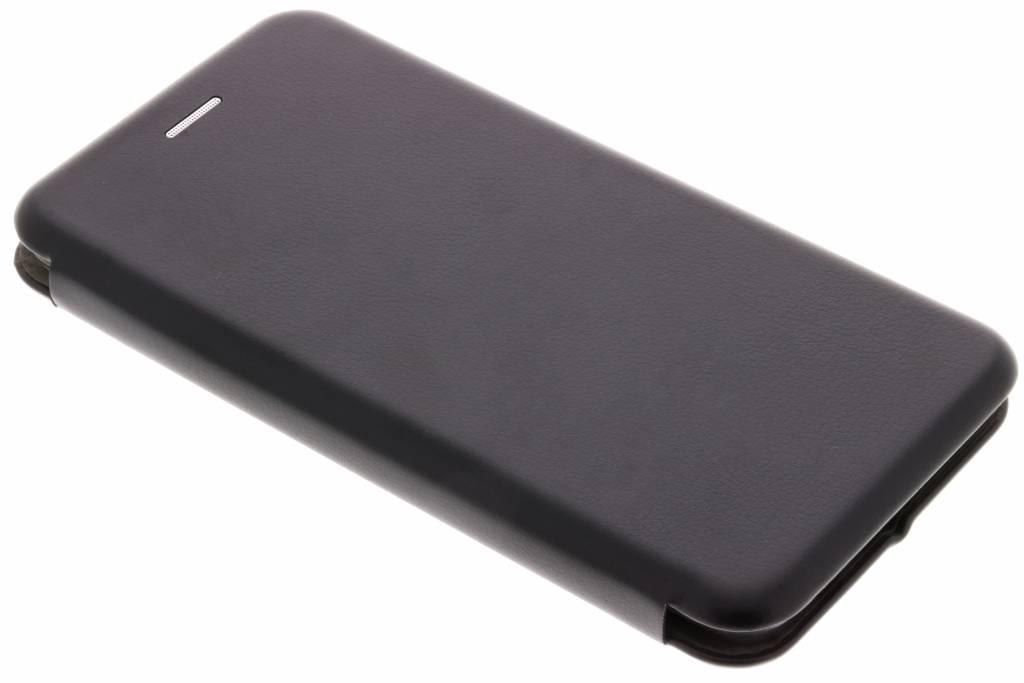 Zwarte Slim Foliocase voor de Samsung Galaxy S9 Plus