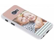 Ontwerp uw eigen Samsung Galaxy A3 (2017) hardcase - Wit