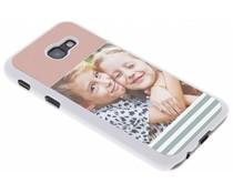 Ontwerp uw eigen Samsung Galaxy A5 (2017) hardcase - Wit