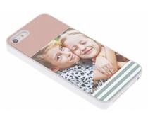 Ontwerp uw eigen iPhone 5 / 5s / SE hardcase - Wit