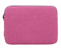Gecko Covers Roze Universal Zipper Laptop Sleeve 13 inch