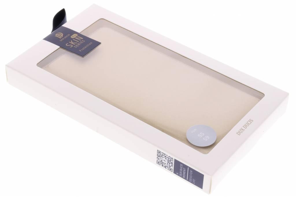 Or Rosé Livret Tpu Mince Pour Samsung Galaxy S9 0ahfiXt