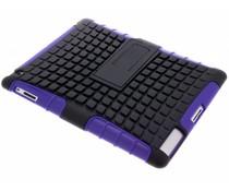 Paars Rugged Hybrid Case iPad 2 / 3 / 4