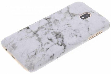 Look Marbre Blanc Couverture Étui Rigide Pour Samsung Galaxy J5 (2017) EFIduaZ5ve