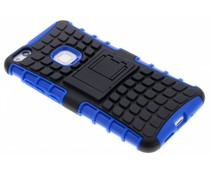Blauw Rugged Hybrid Case Huawei P10 Lite