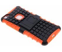 Oranje Rugged Hybrid Case Huawei P10 Lite