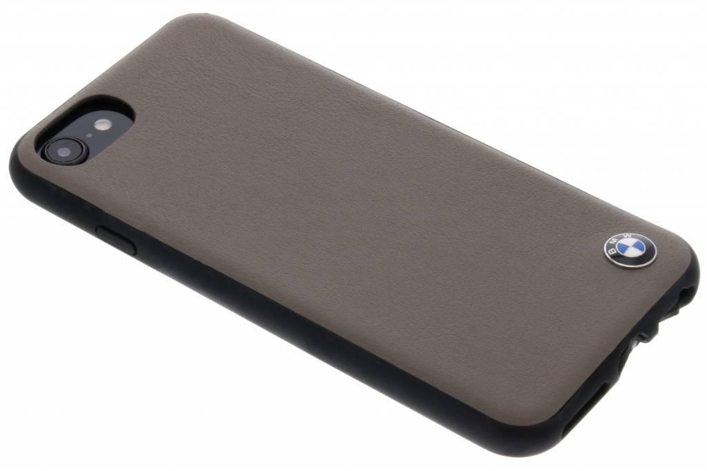 BMW Leather Soft Case voor de iPhone 8 / 7