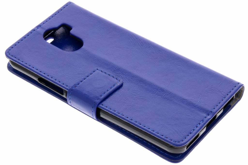 Blauwe TPU Bookcase voor de Wileyfox Swift 2 X