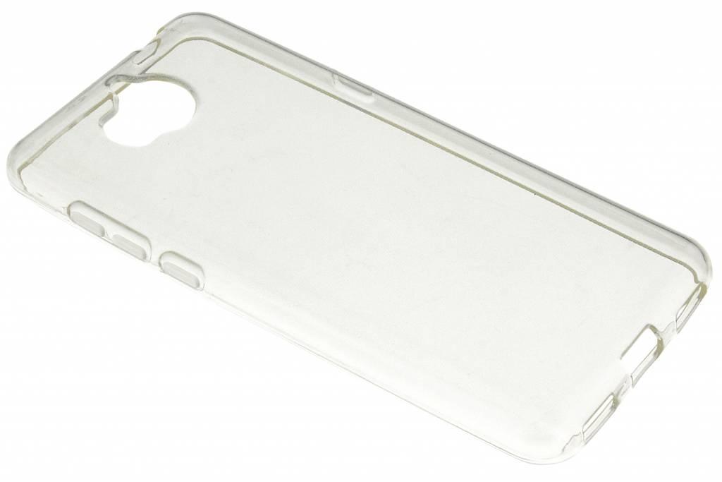 Cas De Gel Transparent Pour Les Y6 Huawei (2017) 2UZl4j