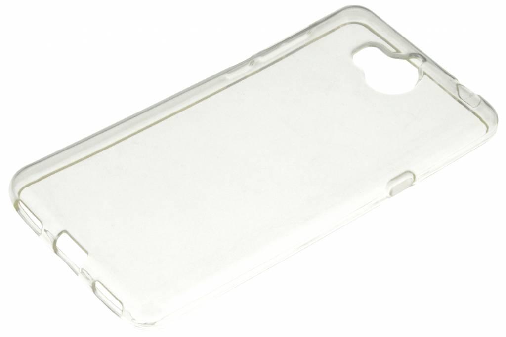 Cas De Gel Transparent Pour Huawei Y6 4alM5paJ3m