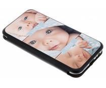 Samsung Galaxy A3 (2017) gel booktype ontwerpen (eenzijdig)