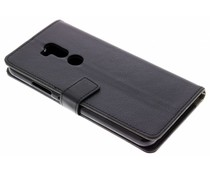 Zwart TPU Bookcase Alcatel A7 XL