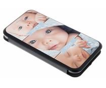 Samsung Galaxy Xcover 4 gel booktype ontwerpen (eenzijdig)