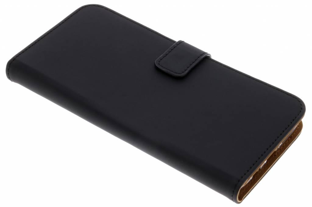 Selencia Zwarte Luxe TPU Book Case voor de Samsung Galaxy S9 Plus