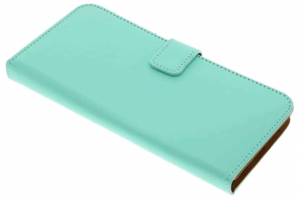 Mintgroene Luxe TPU Book Case voor de Samsung Galaxy S9 Plus
