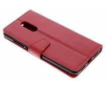 Rood Zakelijke Booklet Xiaomi Redmi 5