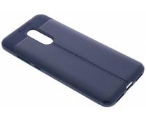 Lederen siliconen case Xiaomi Redmi 5 Plus