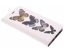 Vlinder Design TPU Booklet Lenovo P2