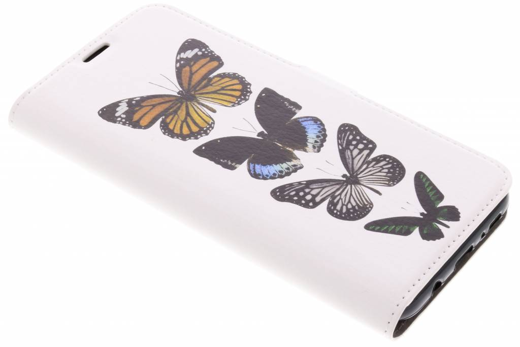 Conception Papillon Cas De Tpu Pour Samsung Galaxy S8 8vLCi2aRS0