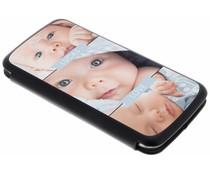 Samsung Galaxy S6 Edge gel booktype ontwerpen (eenzijdig)