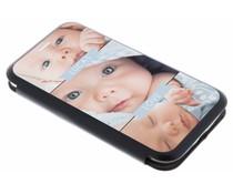 Samsung Galaxy S4 gel booktype hoes ontwerpen (eenzijdig)