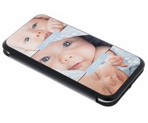 Samsung Galaxy J5 gel booktype hoes ontwerpen (eenzijdig)
