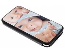 Galaxy S5 (Plus) / Neo gel booktype ontwerpen (eenzijdig)