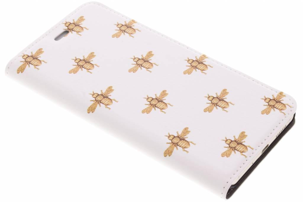 Bijen Design Booklet voor de Huawei P10 Lite