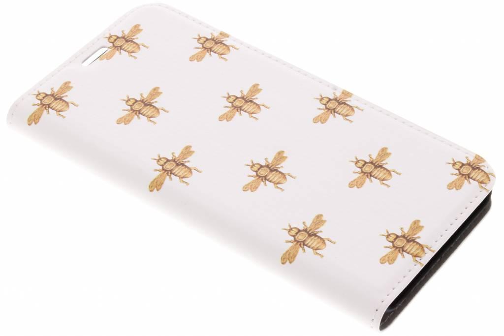Bijen Design Booklet voor de LG Q6