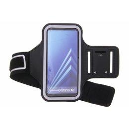Brassard Sportif Noir Pour Samsung Galaxy S8 RtOVfBV