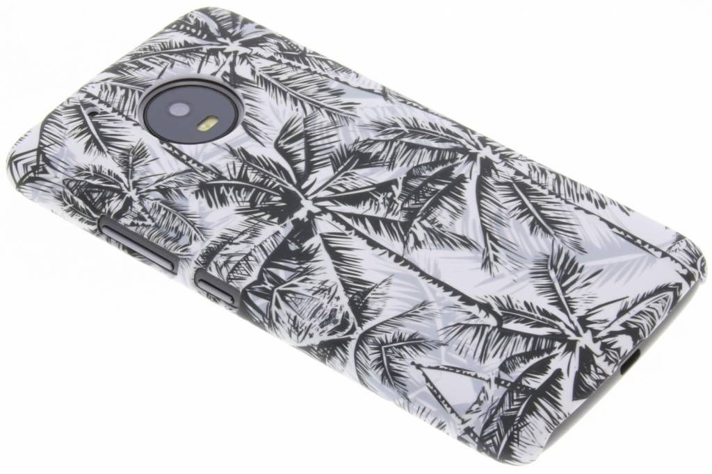 Palmtrees design hardcase voor de Motorola Moto G5