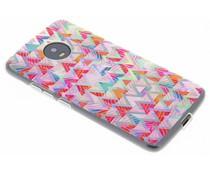 Holographic design case Motorola Moto G5