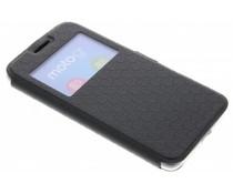 Zwart Rhombus hoesje Motorola Moto G5