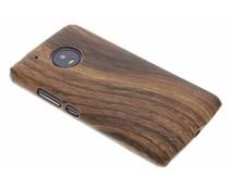 Hout design hardcase Motorola Moto G5