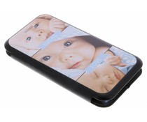 Sony Xperia XZ1 Compact gel booktype ontwerpen (eenzijdig)
